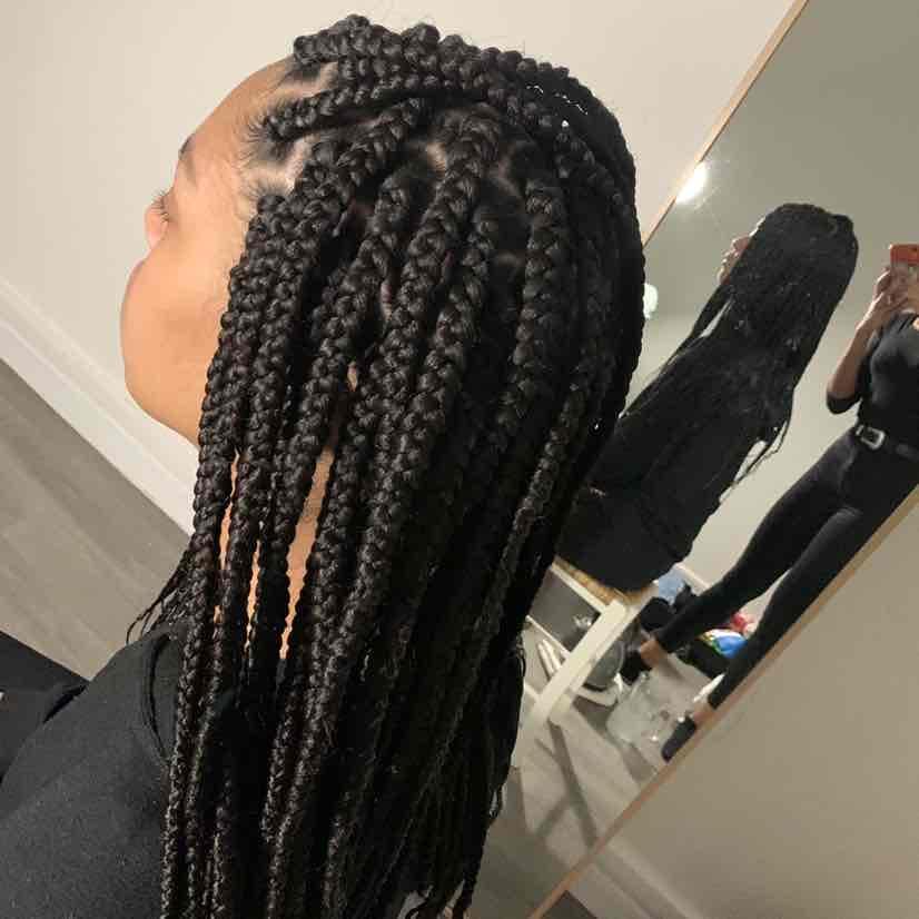 salon de coiffure afro tresse tresses box braids crochet braids vanilles tissages paris 75 77 78 91 92 93 94 95 IOZNOXDS