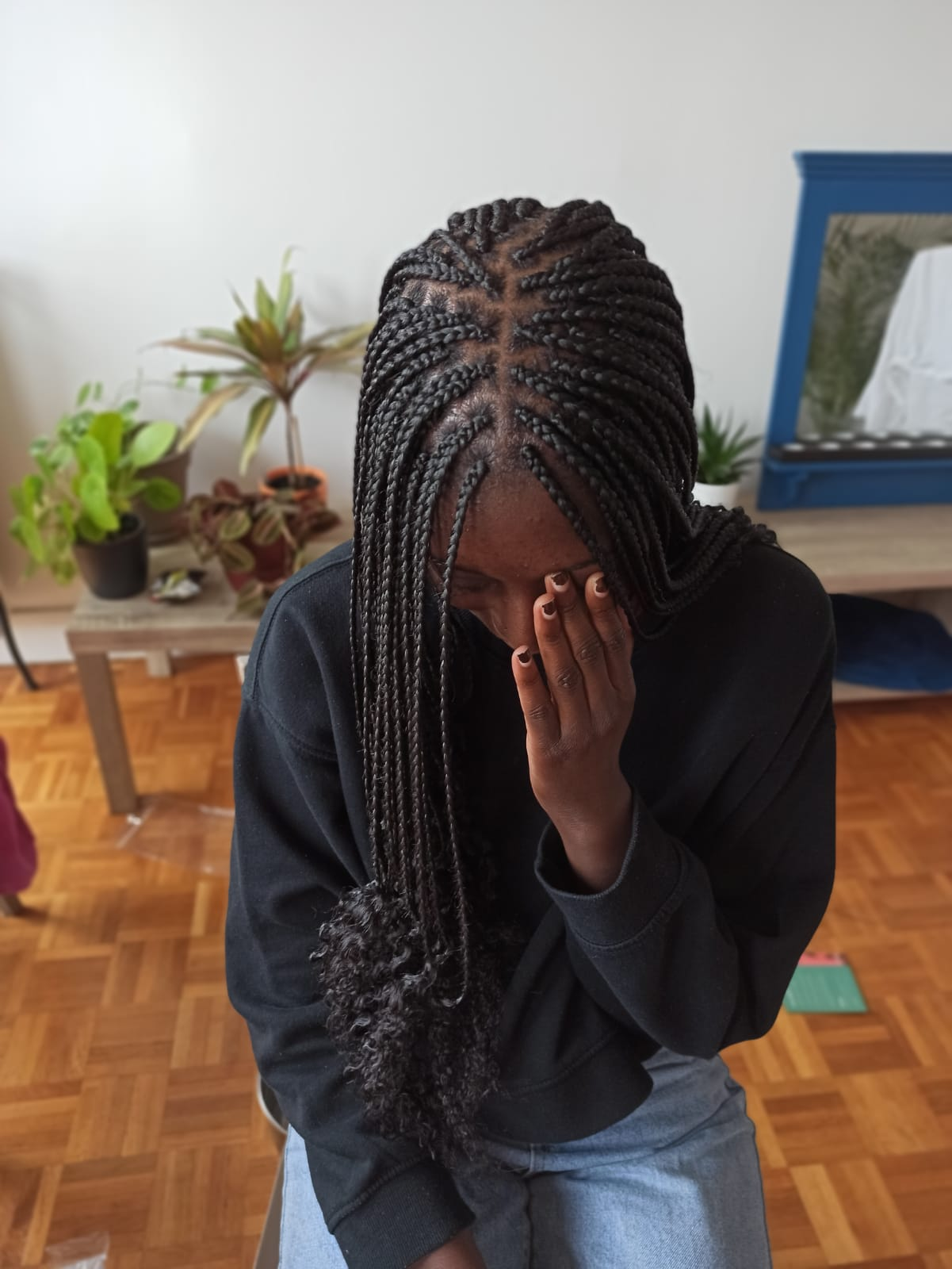 salon de coiffure afro tresse tresses box braids crochet braids vanilles tissages paris 75 77 78 91 92 93 94 95 DEWRFISA