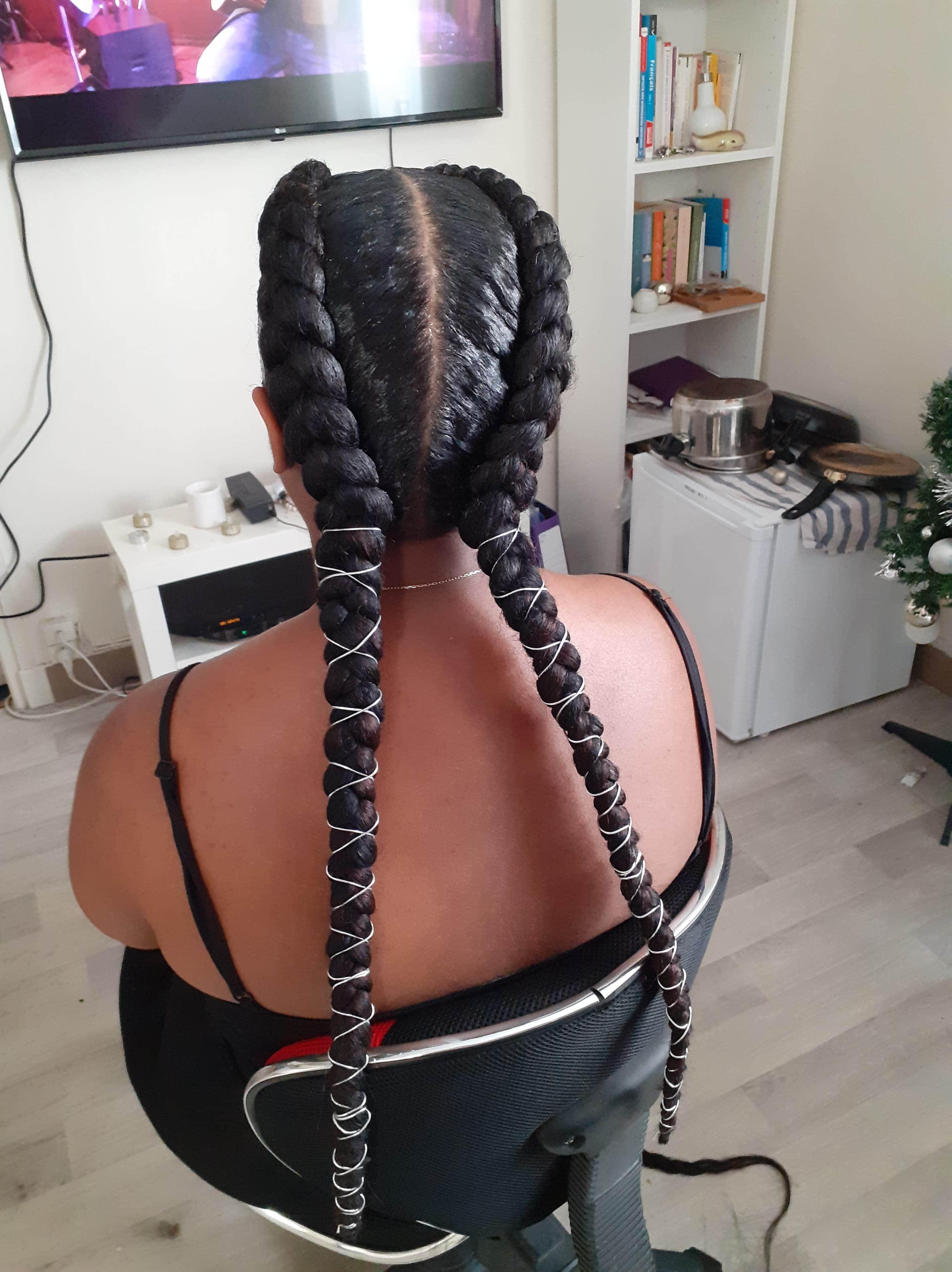 salon de coiffure afro tresse tresses box braids crochet braids vanilles tissages paris 75 77 78 91 92 93 94 95 ROPBZSGH