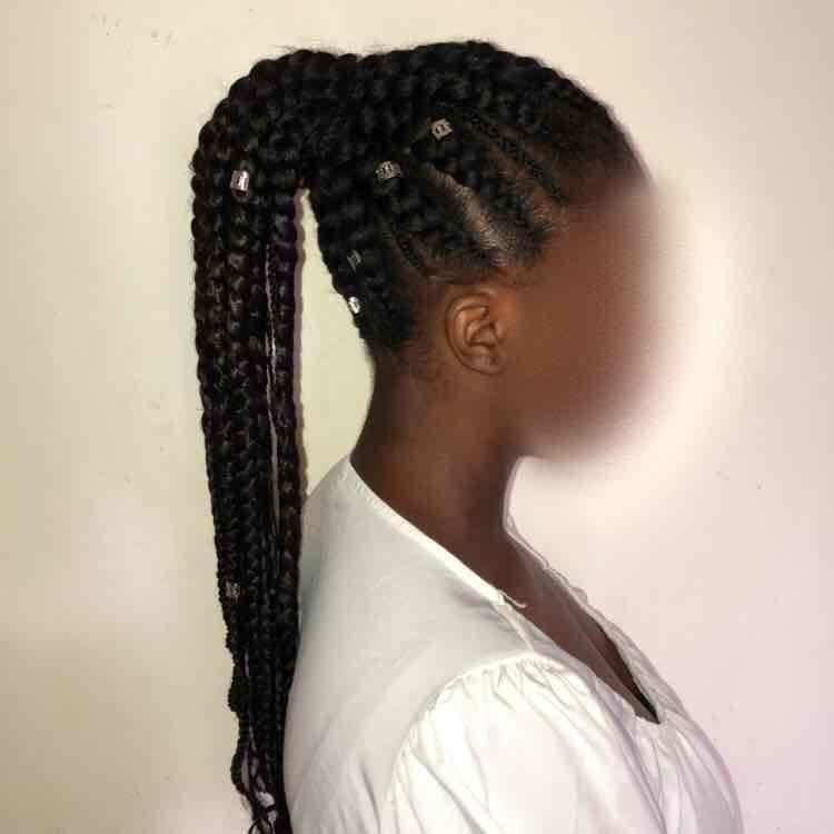 salon de coiffure afro tresse tresses box braids crochet braids vanilles tissages paris 75 77 78 91 92 93 94 95 QCIJPSYJ