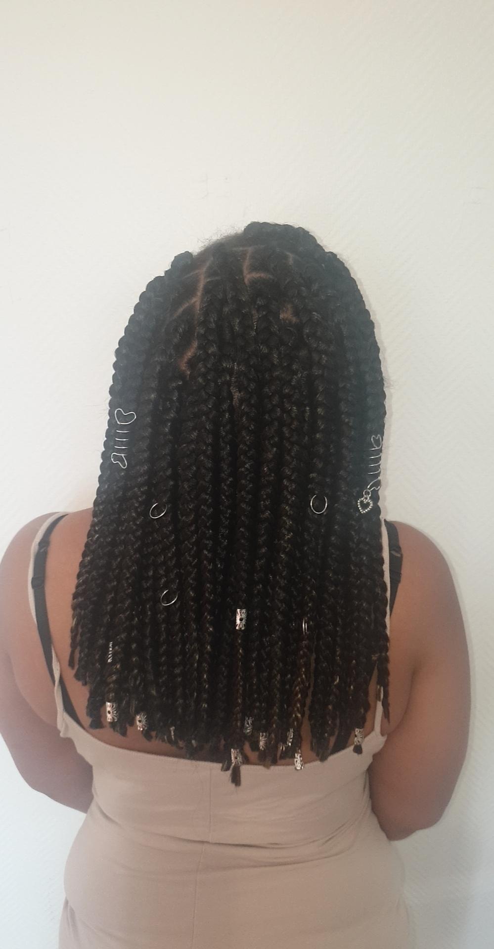 salon de coiffure afro tresse tresses box braids crochet braids vanilles tissages paris 75 77 78 91 92 93 94 95 DYBFMMMQ