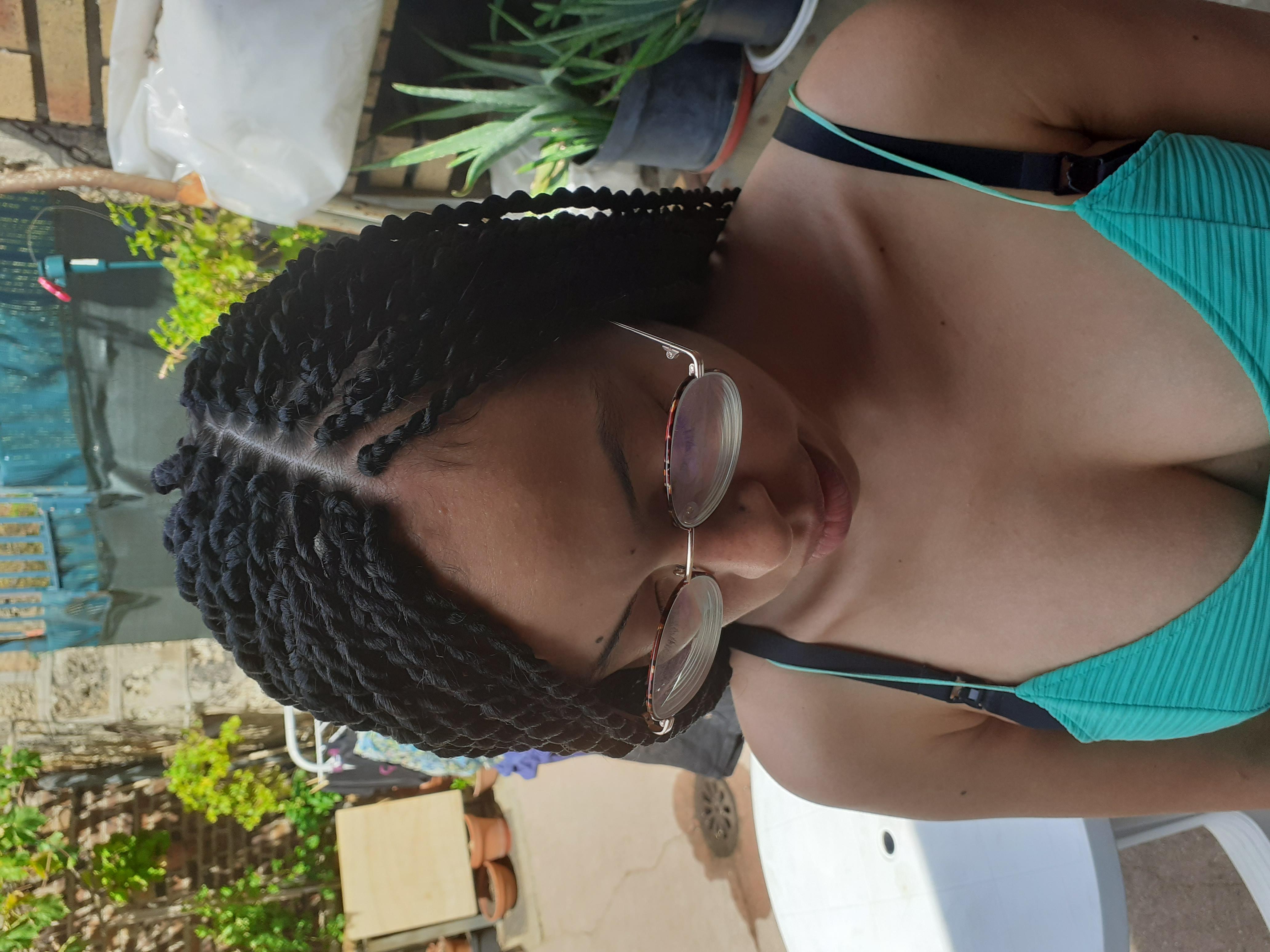salon de coiffure afro tresse tresses box braids crochet braids vanilles tissages paris 75 77 78 91 92 93 94 95 XMPTETFW