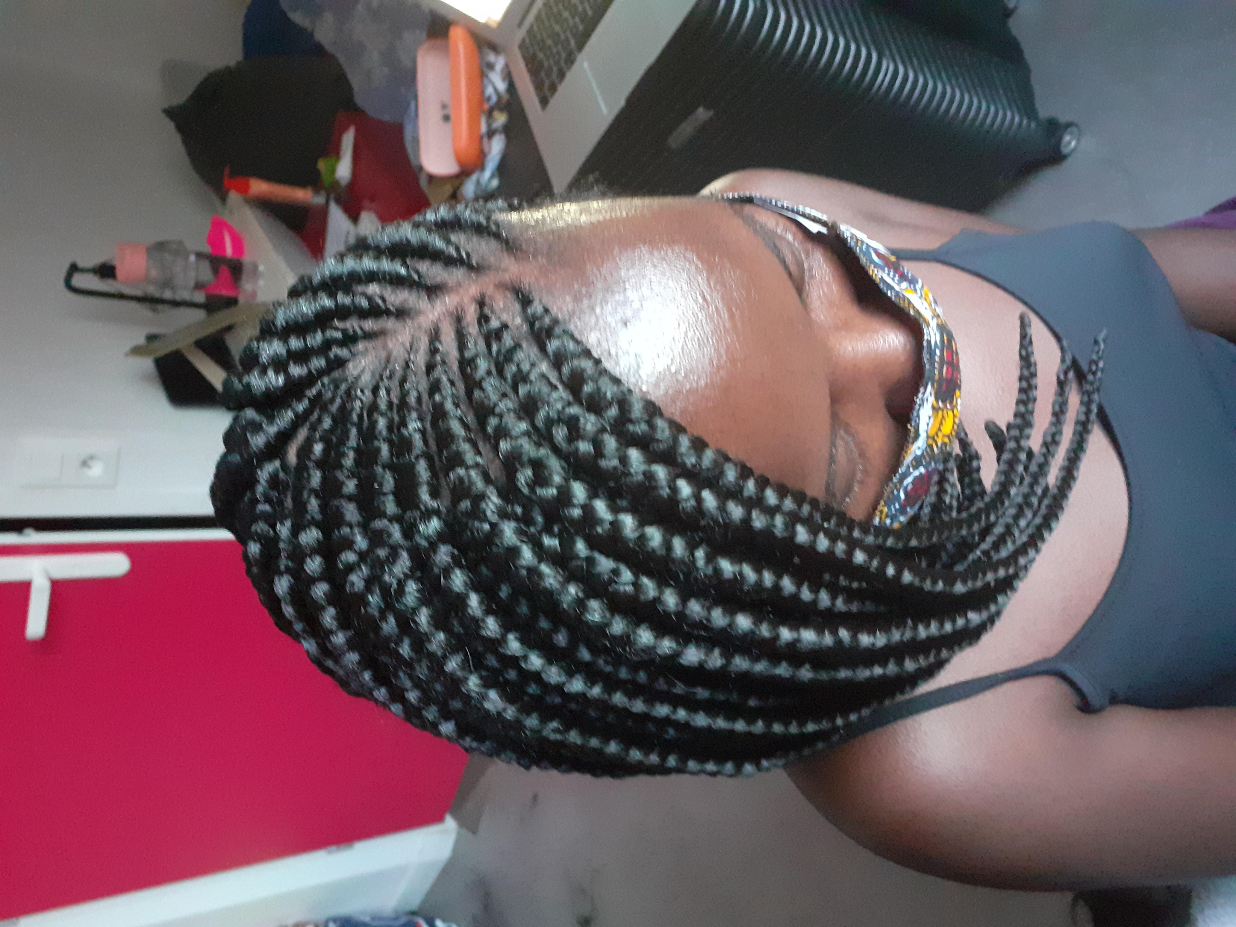 salon de coiffure afro tresse tresses box braids crochet braids vanilles tissages paris 75 77 78 91 92 93 94 95 MXTIYVZJ