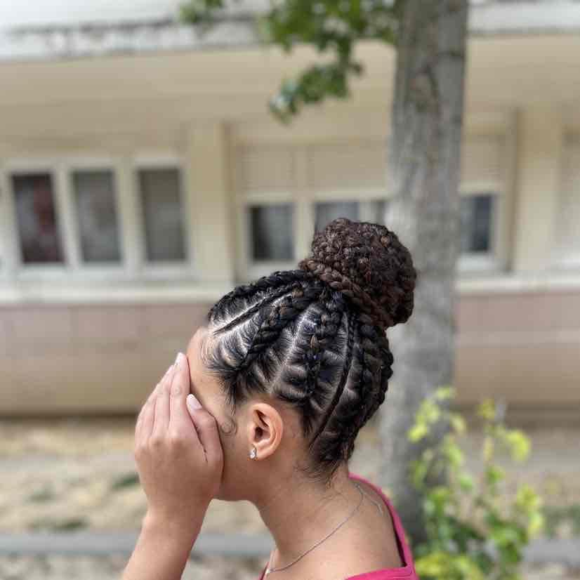 salon de coiffure afro tresse tresses box braids crochet braids vanilles tissages paris 75 77 78 91 92 93 94 95 VTNHMTQO