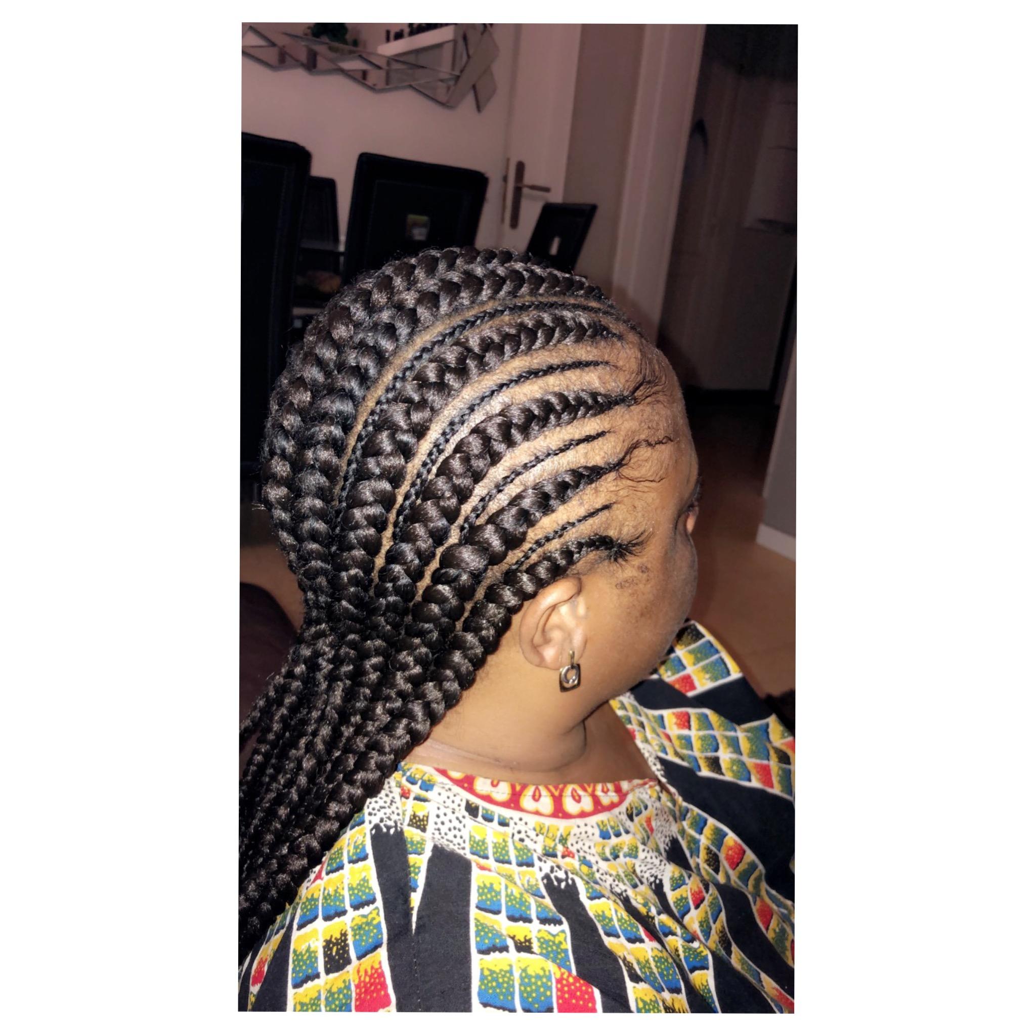 salon de coiffure afro tresse tresses box braids crochet braids vanilles tissages paris 75 77 78 91 92 93 94 95 KRONWVSH