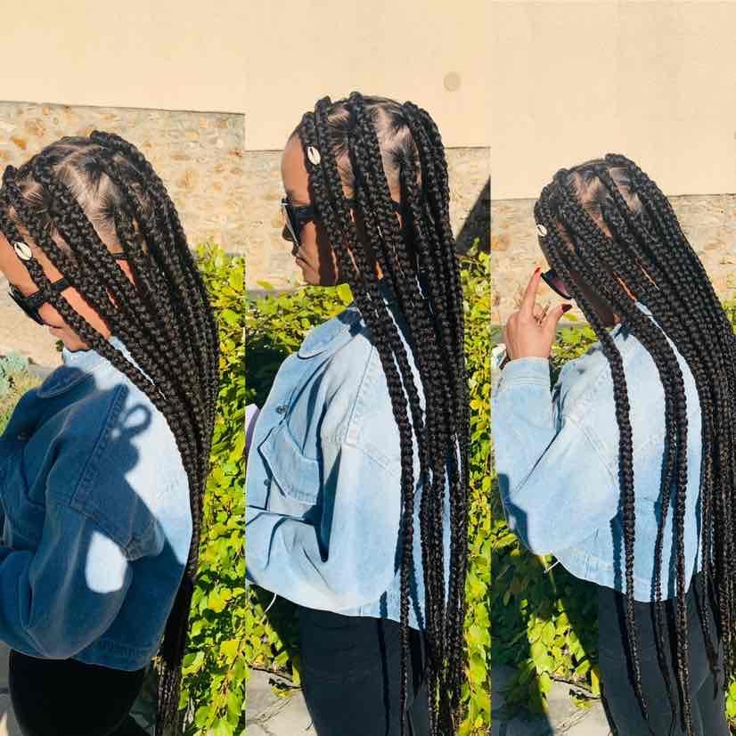 salon de coiffure afro tresse tresses box braids crochet braids vanilles tissages paris 75 77 78 91 92 93 94 95 LUXBGDHE