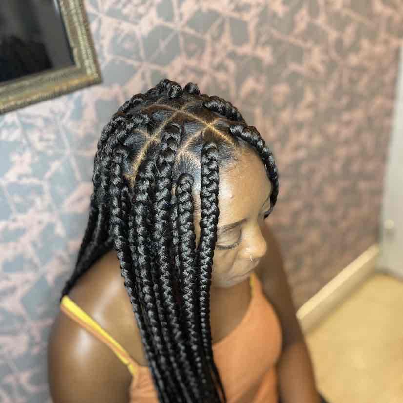 salon de coiffure afro tresse tresses box braids crochet braids vanilles tissages paris 75 77 78 91 92 93 94 95 BHPSRSGK