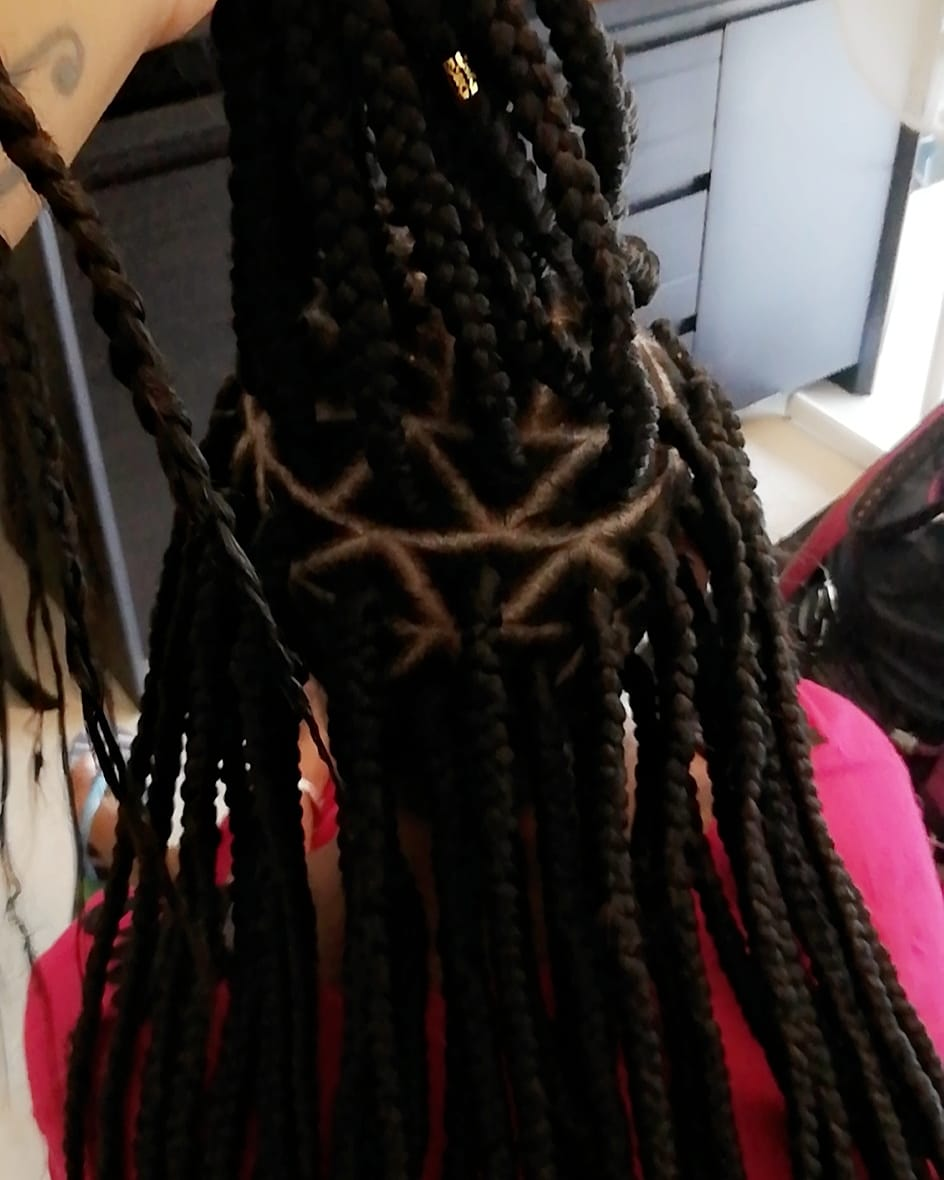 salon de coiffure afro tresse tresses box braids crochet braids vanilles tissages paris 75 77 78 91 92 93 94 95 UYJUBCBU