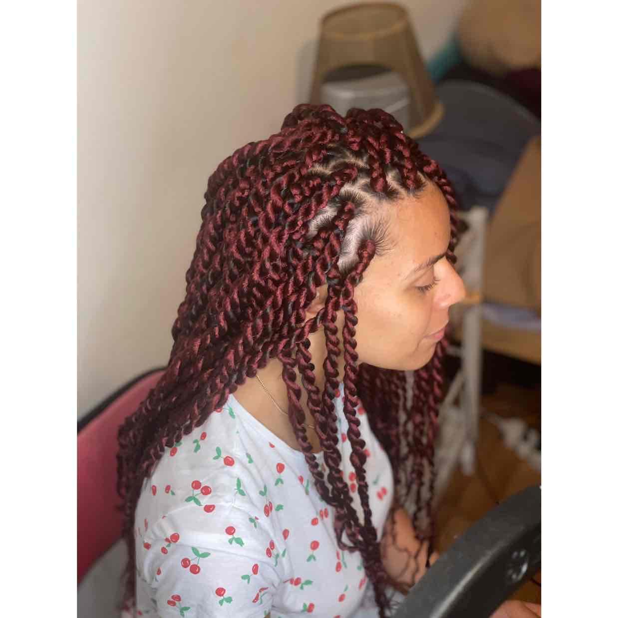 salon de coiffure afro tresse tresses box braids crochet braids vanilles tissages paris 75 77 78 91 92 93 94 95 CBAJVHLC