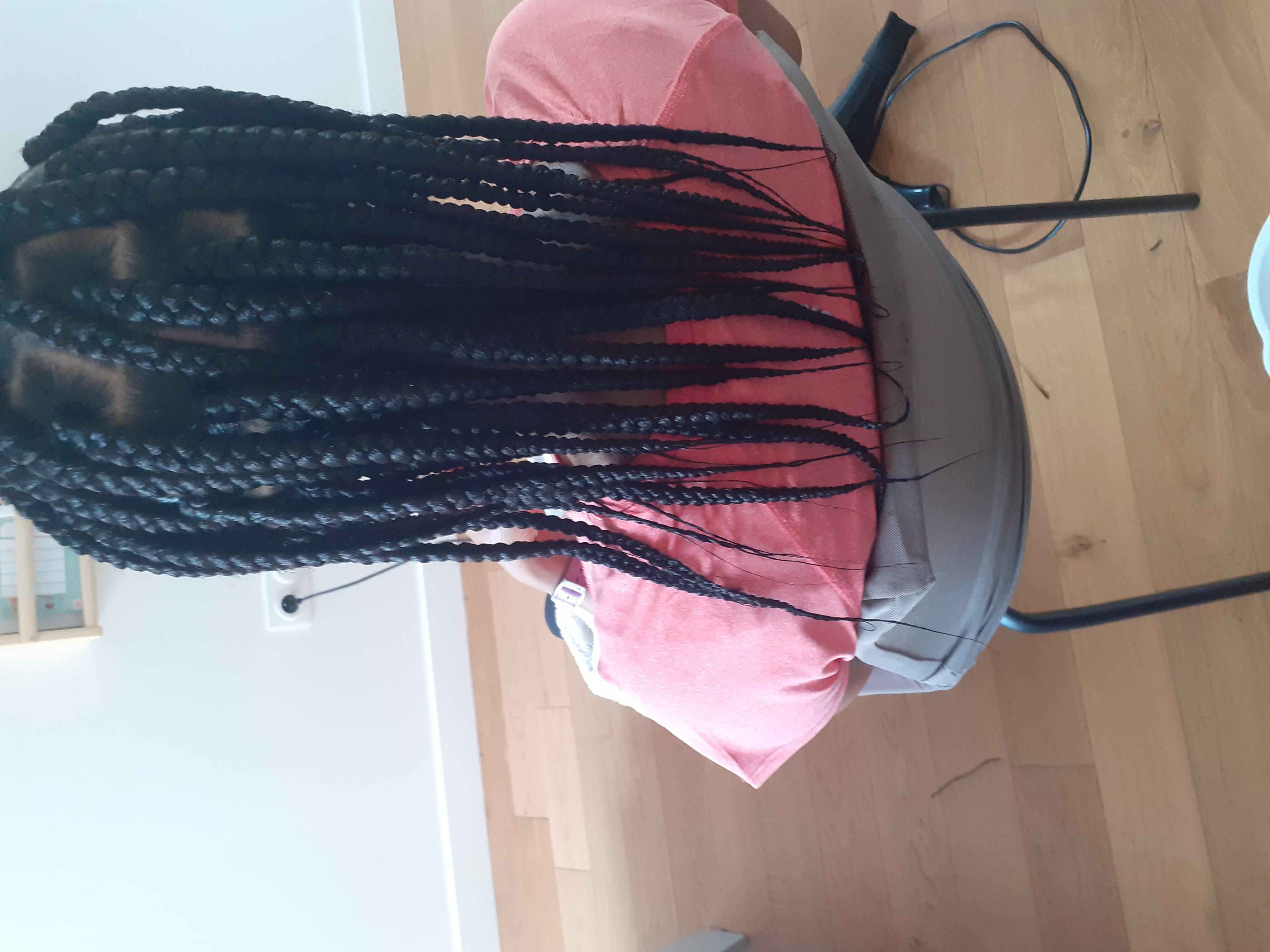salon de coiffure afro tresse tresses box braids crochet braids vanilles tissages paris 75 77 78 91 92 93 94 95 IKNHENOS