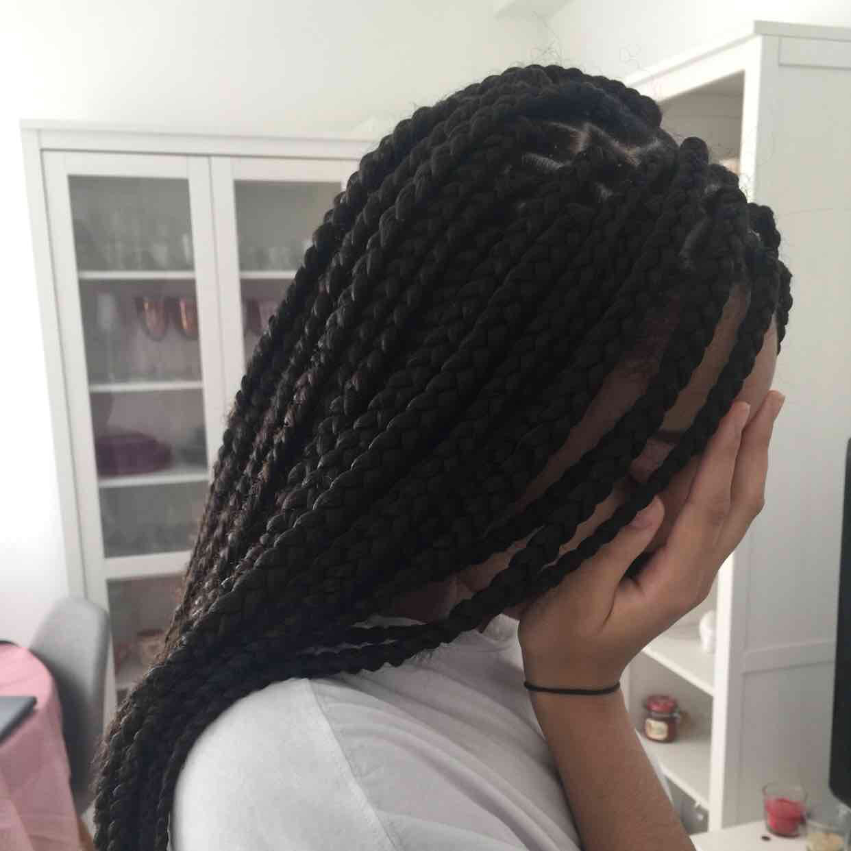 salon de coiffure afro tresse tresses box braids crochet braids vanilles tissages paris 75 77 78 91 92 93 94 95 KUPODLMO