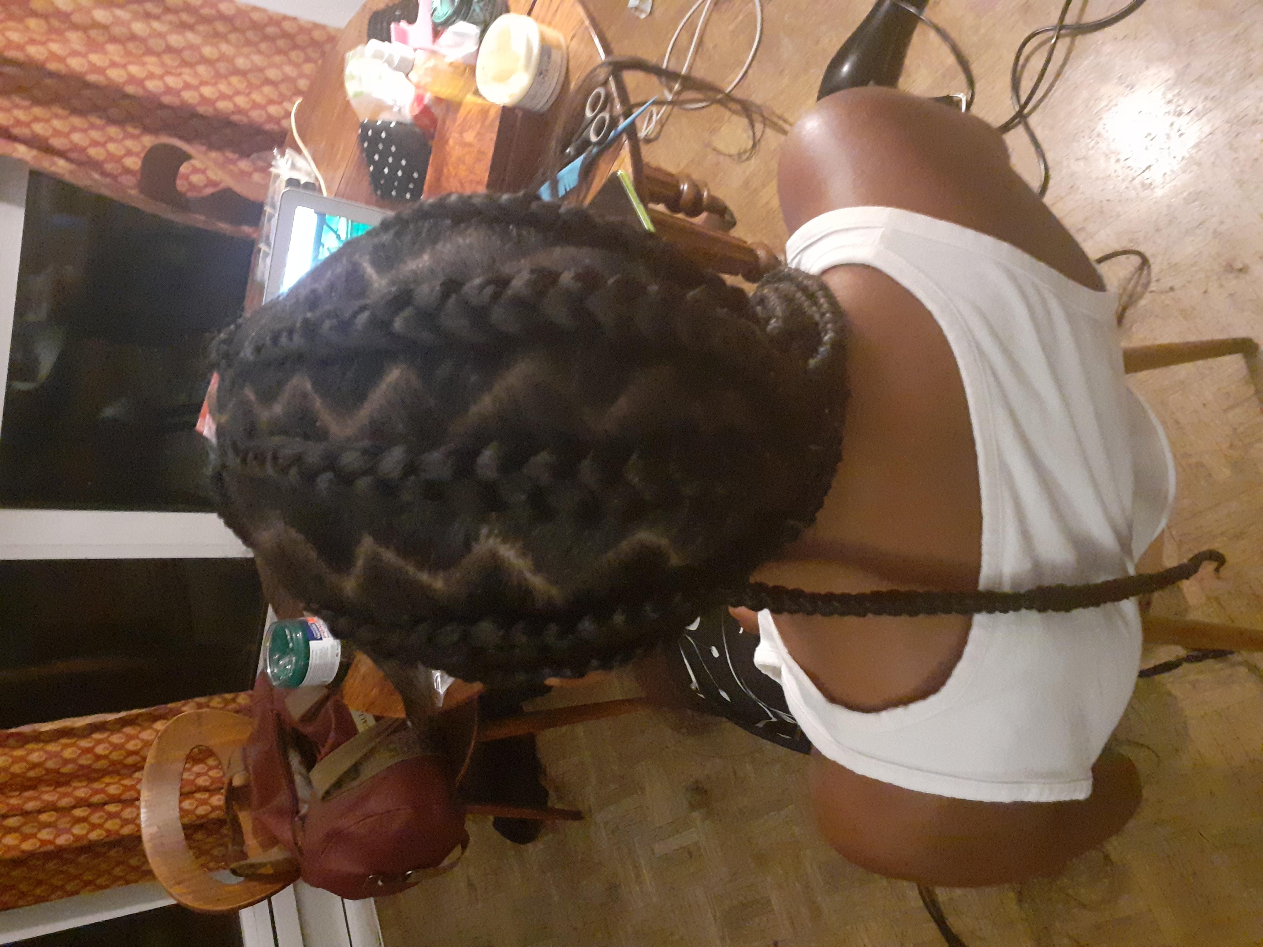 salon de coiffure afro tresse tresses box braids crochet braids vanilles tissages paris 75 77 78 91 92 93 94 95 BVTWBSJB