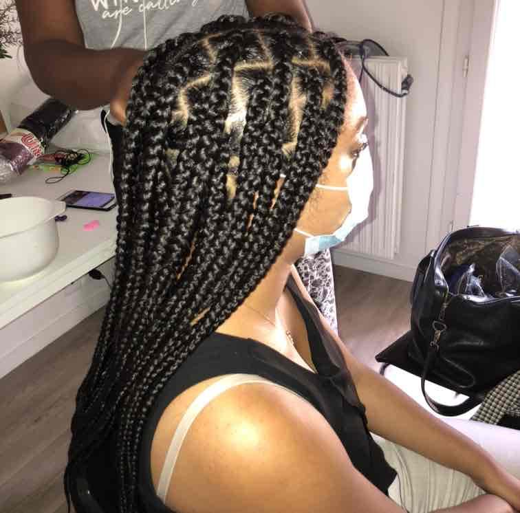 salon de coiffure afro tresse tresses box braids crochet braids vanilles tissages paris 75 77 78 91 92 93 94 95 PFFQEGCA
