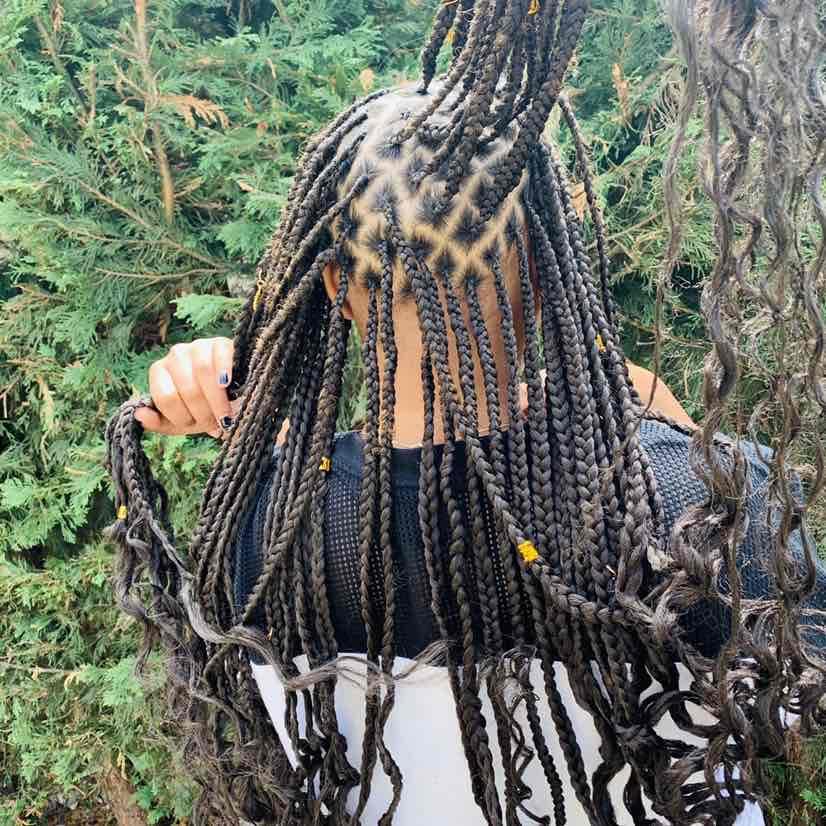 salon de coiffure afro tresse tresses box braids crochet braids vanilles tissages paris 75 77 78 91 92 93 94 95 KJQVDLBP