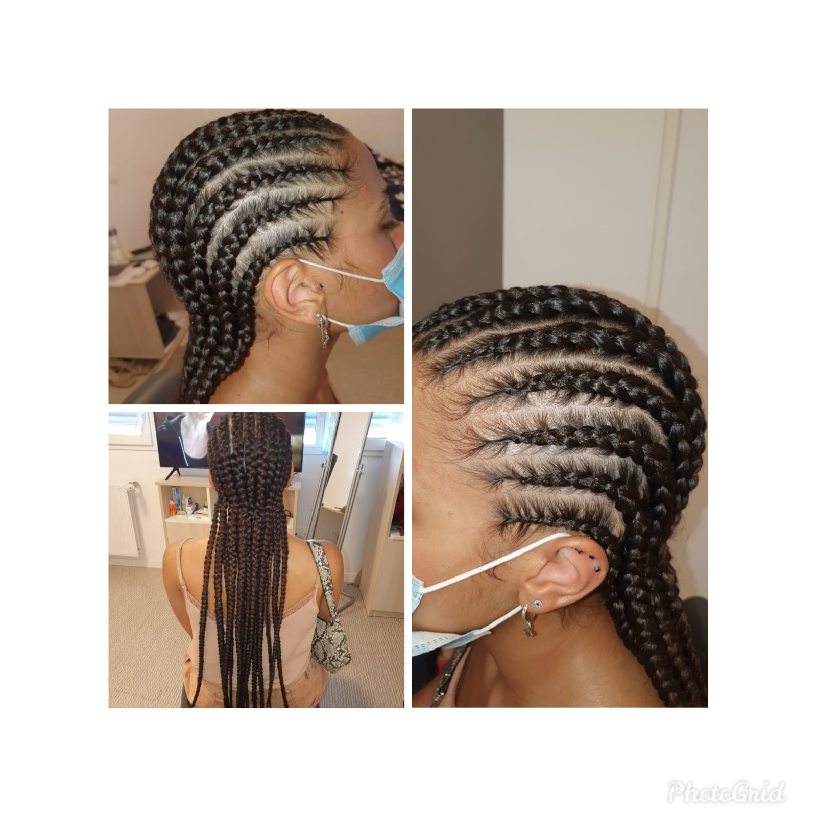 salon de coiffure afro tresse tresses box braids crochet braids vanilles tissages paris 75 77 78 91 92 93 94 95 LEEOKIFN