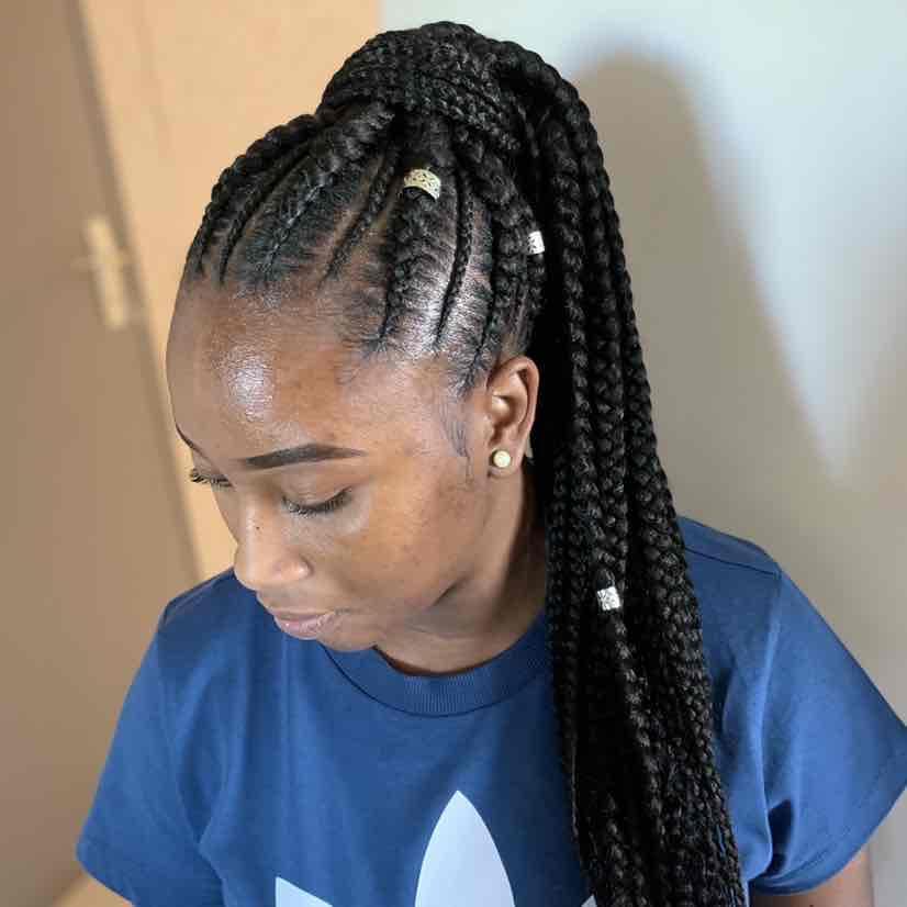 salon de coiffure afro tresse tresses box braids crochet braids vanilles tissages paris 75 77 78 91 92 93 94 95 PBHLMLOU