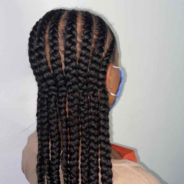 salon de coiffure afro tresse tresses box braids crochet braids vanilles tissages paris 75 77 78 91 92 93 94 95 NYKJTXLC