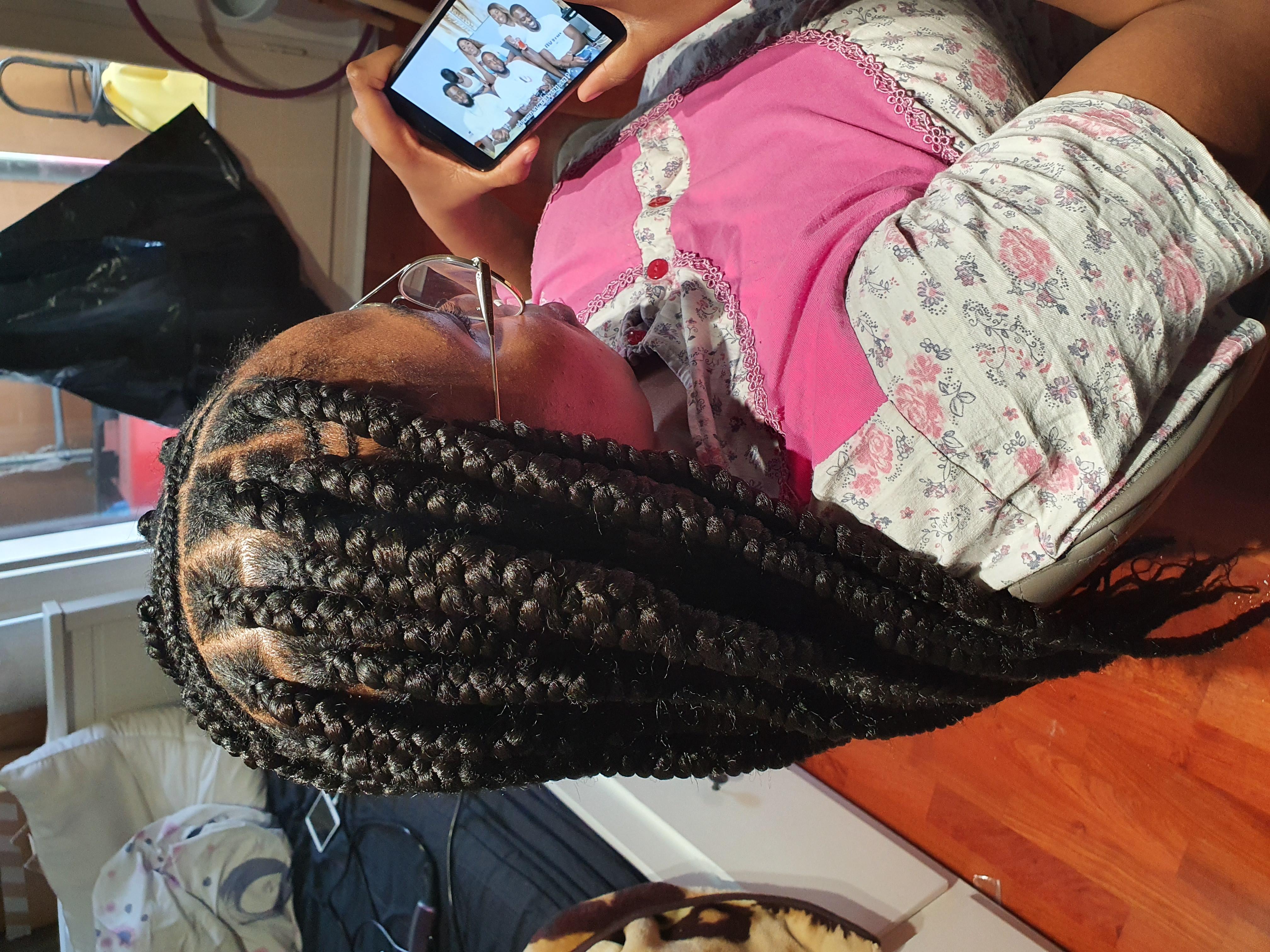 salon de coiffure afro tresse tresses box braids crochet braids vanilles tissages paris 75 77 78 91 92 93 94 95 OKLMOCKG