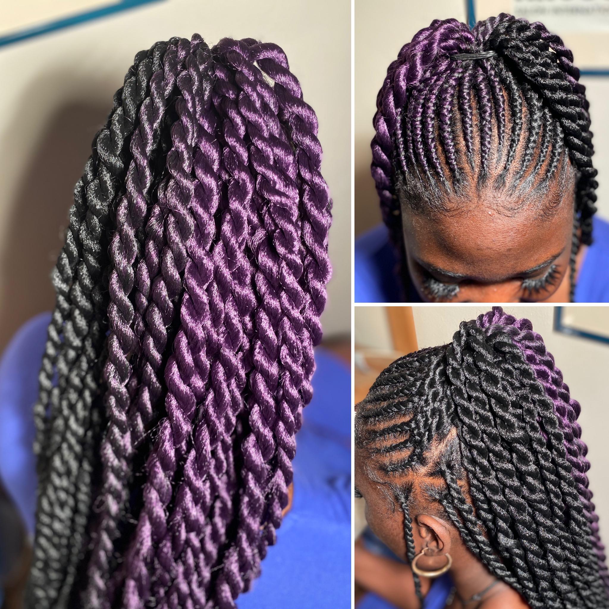 salon de coiffure afro tresse tresses box braids crochet braids vanilles tissages paris 75 77 78 91 92 93 94 95 AVRVWCGE