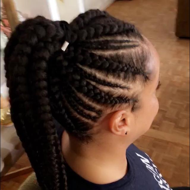 salon de coiffure afro tresse tresses box braids crochet braids vanilles tissages paris 75 77 78 91 92 93 94 95 YOABEGJW