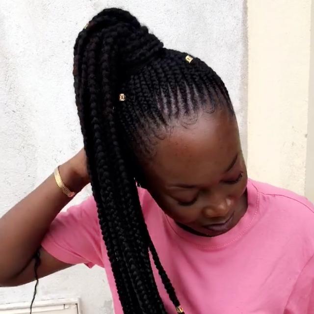 salon de coiffure afro tresse tresses box braids crochet braids vanilles tissages paris 75 77 78 91 92 93 94 95 SHZEVFRQ