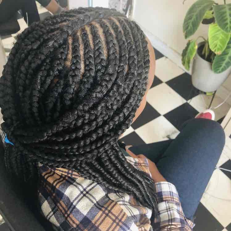 salon de coiffure afro tresse tresses box braids crochet braids vanilles tissages paris 75 77 78 91 92 93 94 95 VOHFQTOY