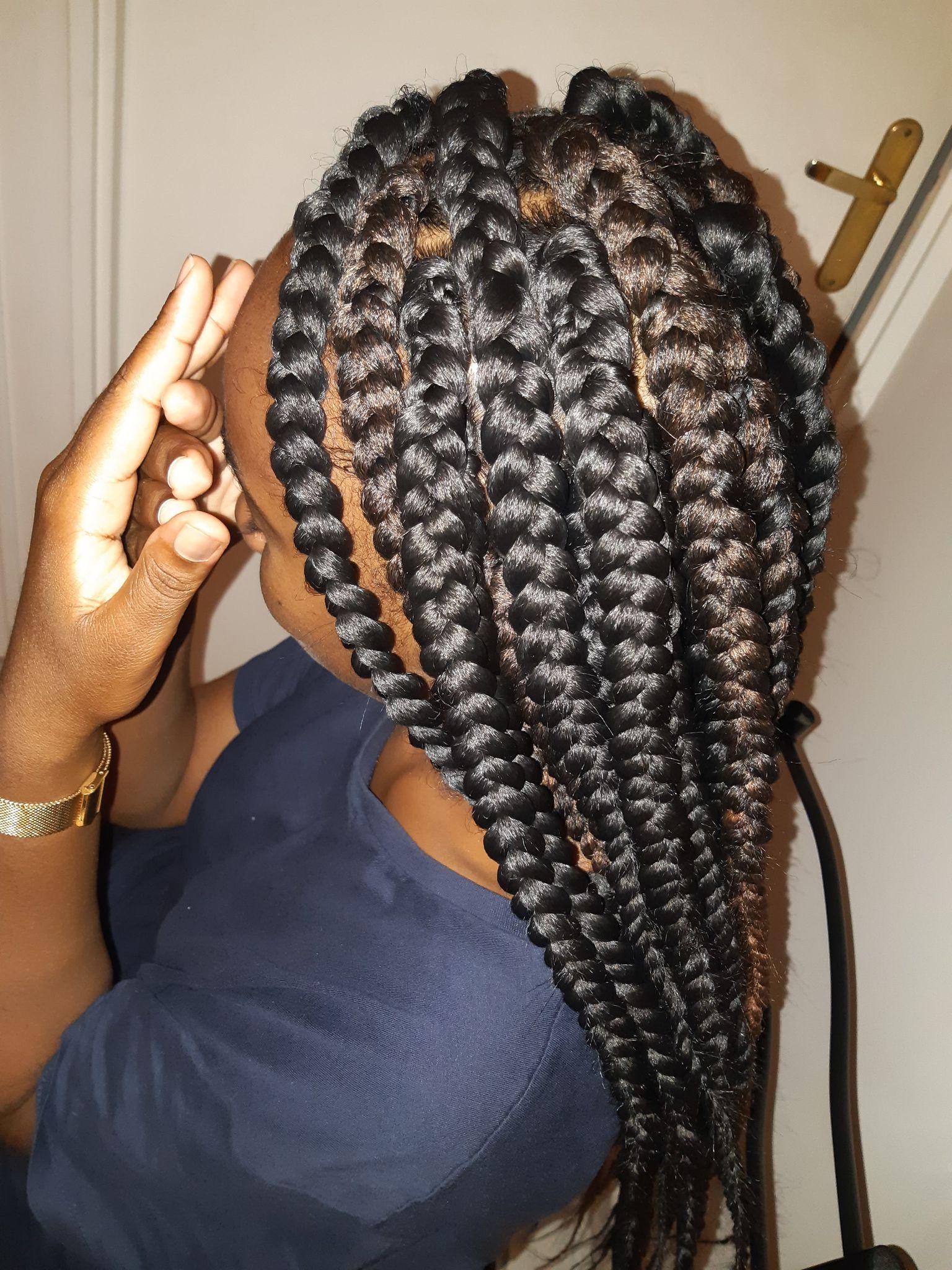 salon de coiffure afro tresse tresses box braids crochet braids vanilles tissages paris 75 77 78 91 92 93 94 95 AEUKMWIR