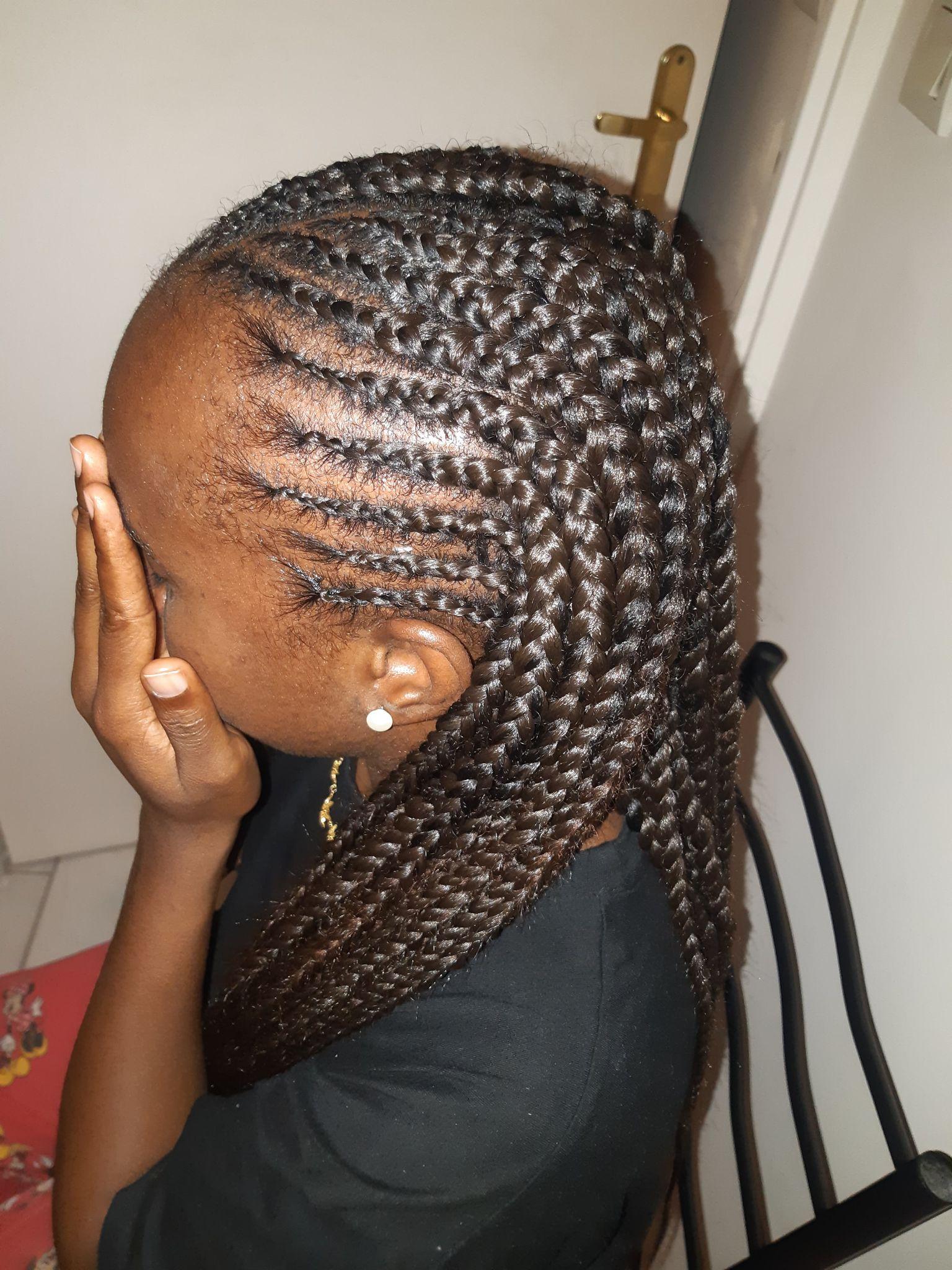 salon de coiffure afro tresse tresses box braids crochet braids vanilles tissages paris 75 77 78 91 92 93 94 95 JNXFGKQP