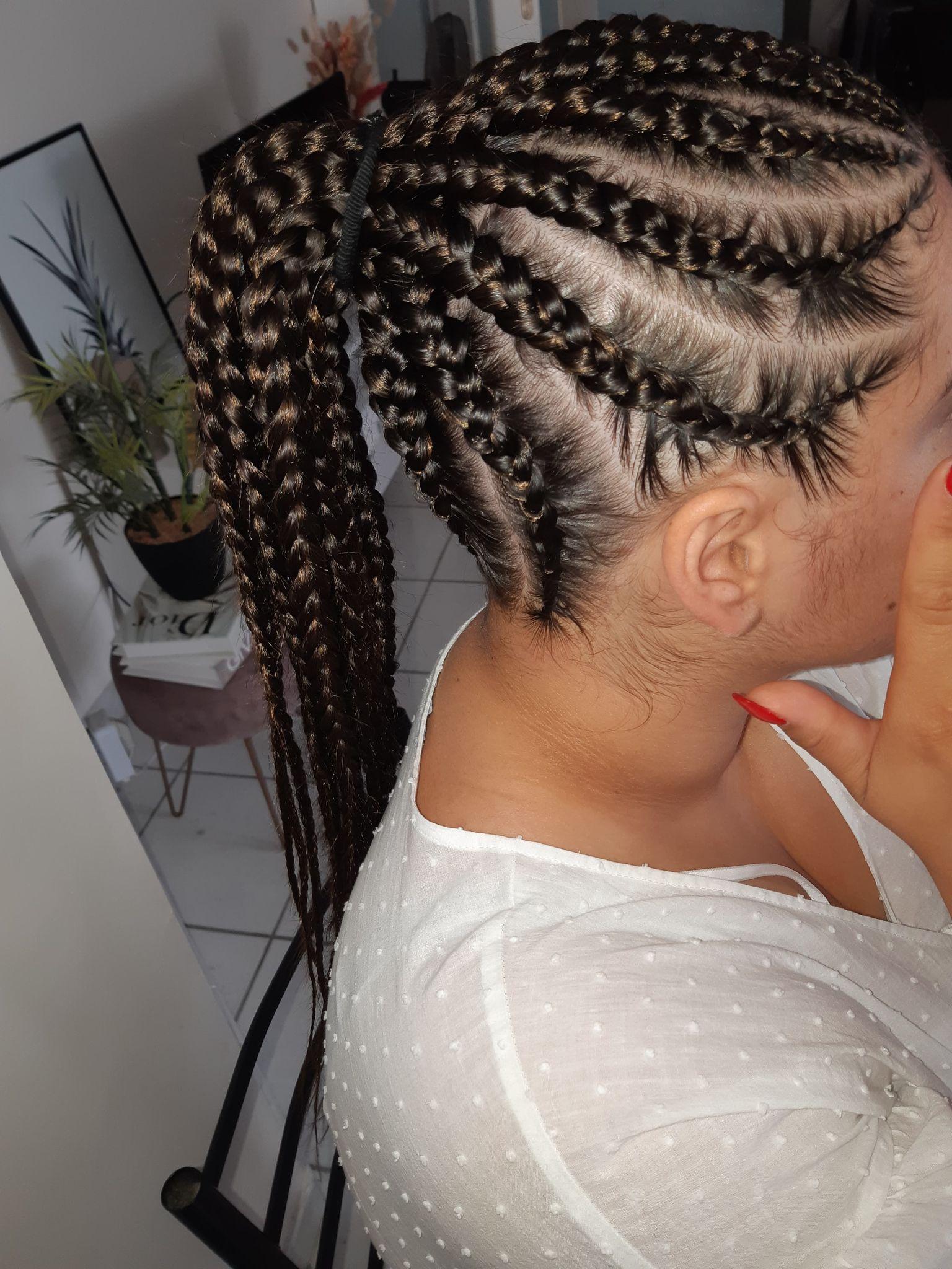 salon de coiffure afro tresse tresses box braids crochet braids vanilles tissages paris 75 77 78 91 92 93 94 95 BDZUCOTO