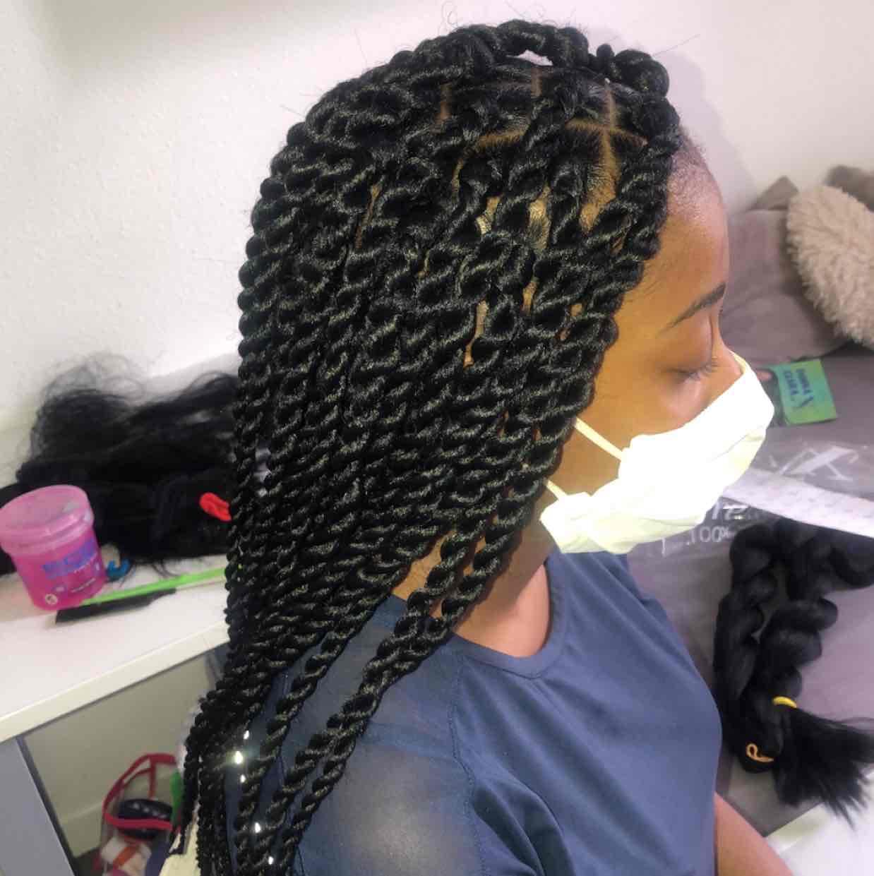 salon de coiffure afro tresse tresses box braids crochet braids vanilles tissages paris 75 77 78 91 92 93 94 95 TWSUTLDS