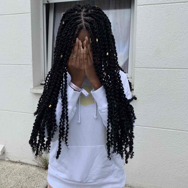 salon de coiffure afro tresse tresses box braids crochet braids vanilles tissages paris 75 77 78 91 92 93 94 95 KAOEDAYS