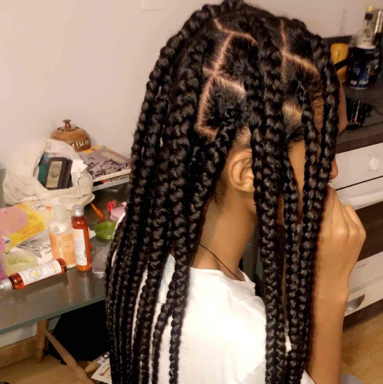 salon de coiffure afro tresse tresses box braids crochet braids vanilles tissages paris 75 77 78 91 92 93 94 95 ZEQVTLZT