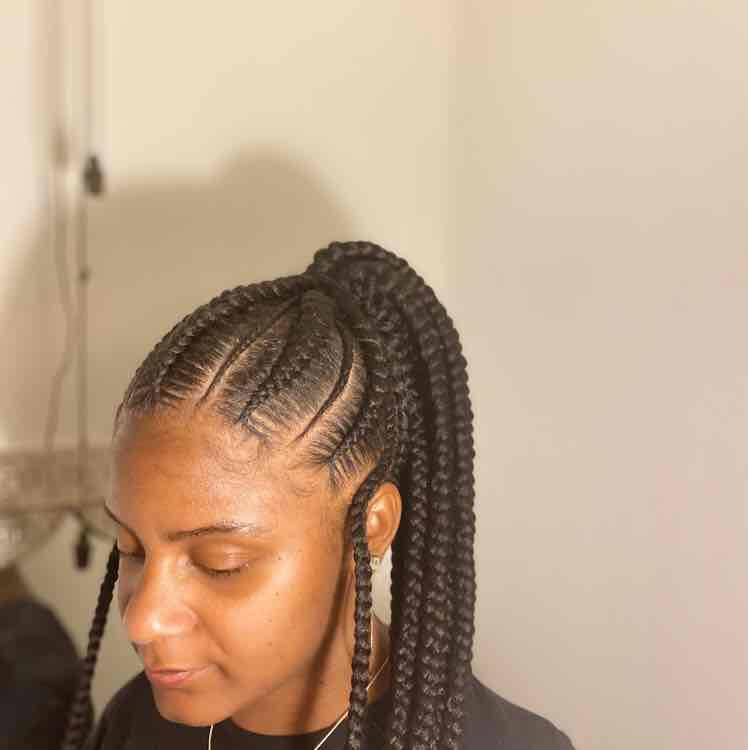 salon de coiffure afro tresse tresses box braids crochet braids vanilles tissages paris 75 77 78 91 92 93 94 95 JAMVNLBJ
