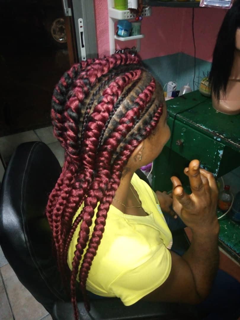 salon de coiffure afro tresse tresses box braids crochet braids vanilles tissages paris 75 77 78 91 92 93 94 95 RGXRJSHM