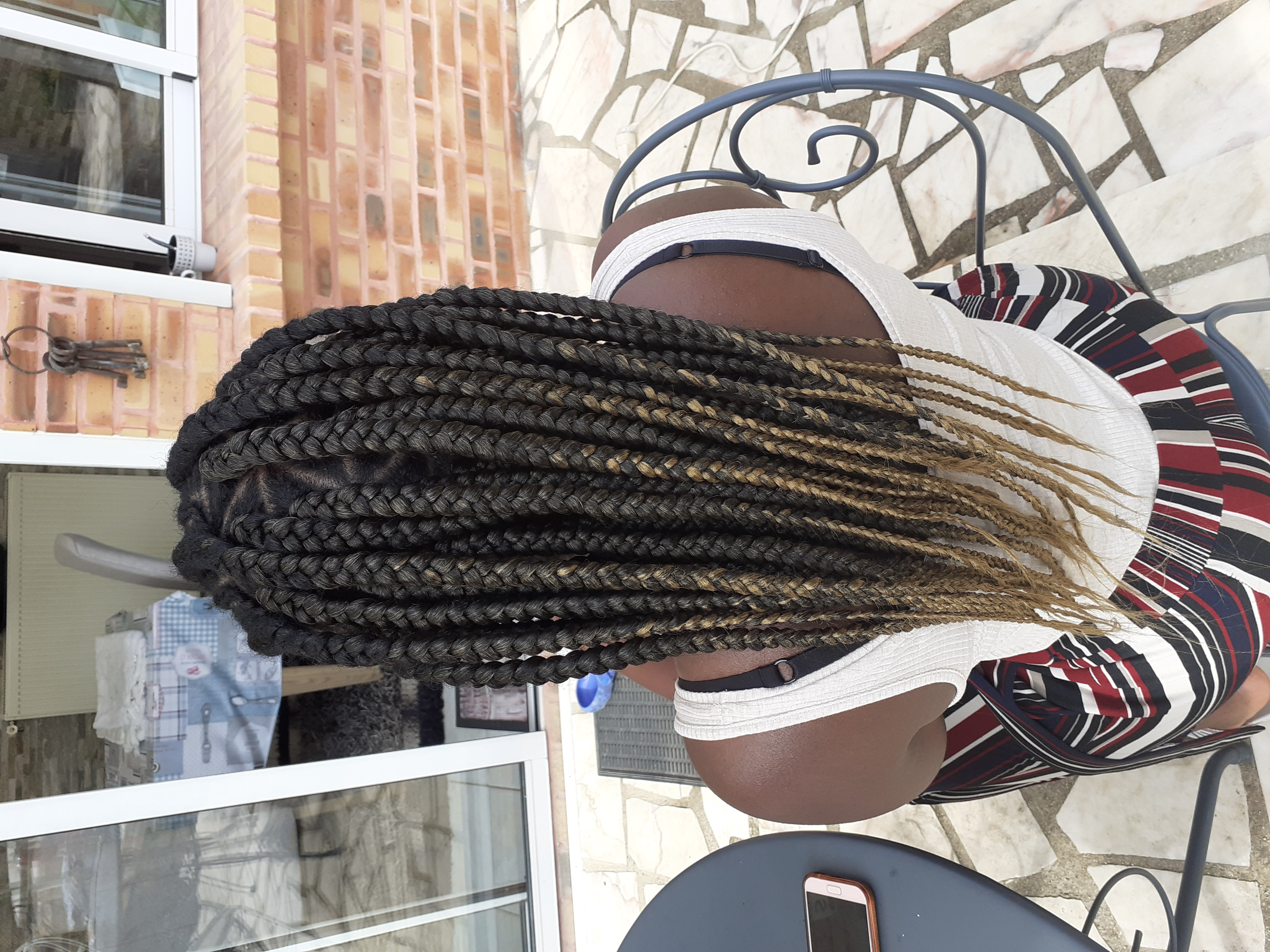 salon de coiffure afro tresse tresses box braids crochet braids vanilles tissages paris 75 77 78 91 92 93 94 95 IIKREGDO
