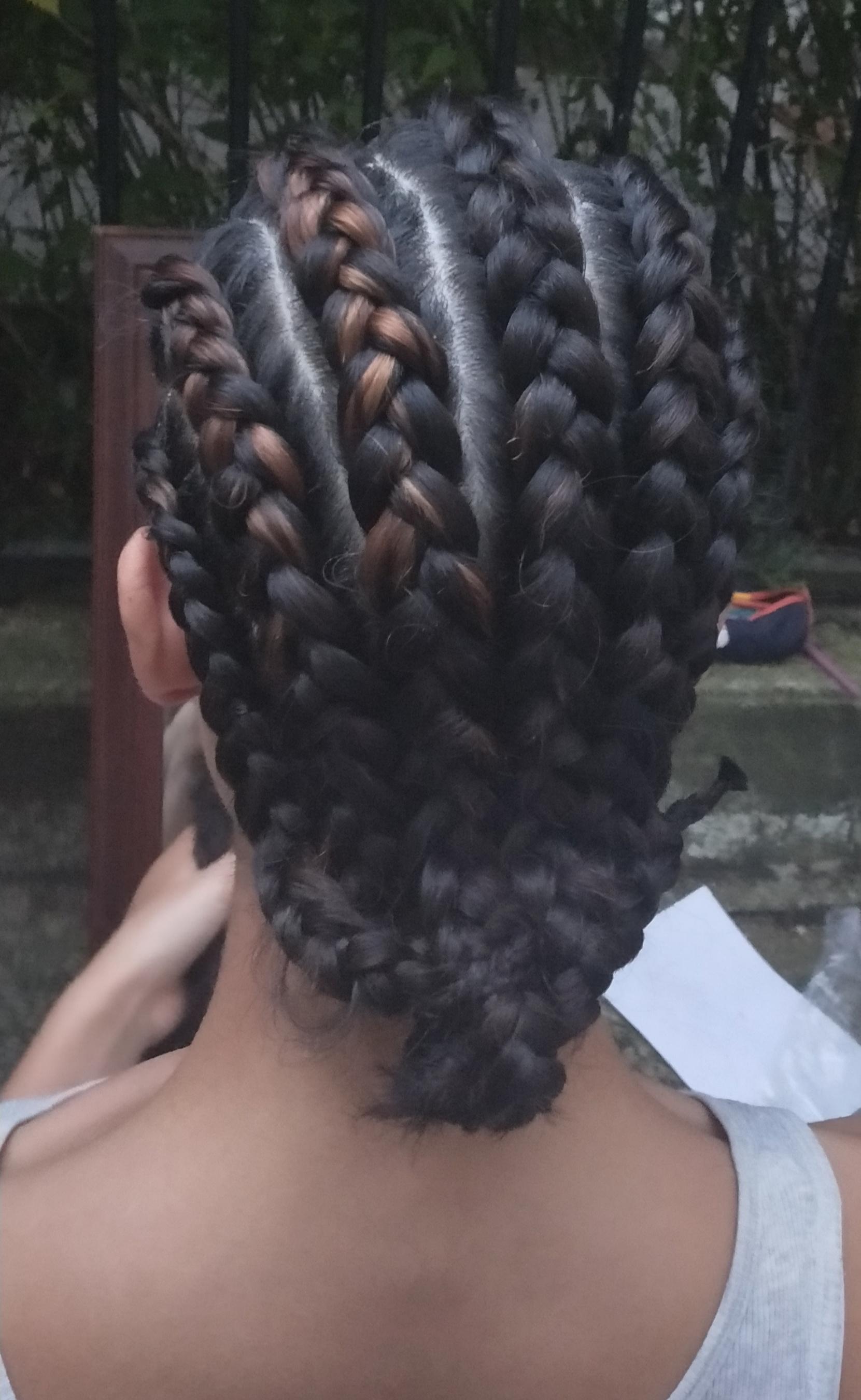 salon de coiffure afro tresse tresses box braids crochet braids vanilles tissages paris 75 77 78 91 92 93 94 95 FDIBFSLX