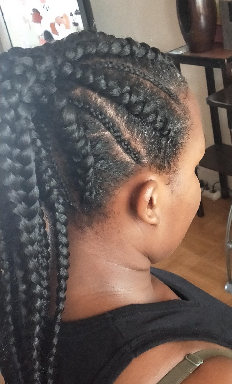 salon de coiffure afro tresse tresses box braids crochet braids vanilles tissages paris 75 77 78 91 92 93 94 95 QGLOPIIK