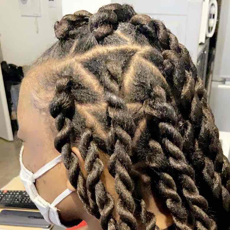 salon de coiffure afro tresse tresses box braids crochet braids vanilles tissages paris 75 77 78 91 92 93 94 95 HBAIIPGJ