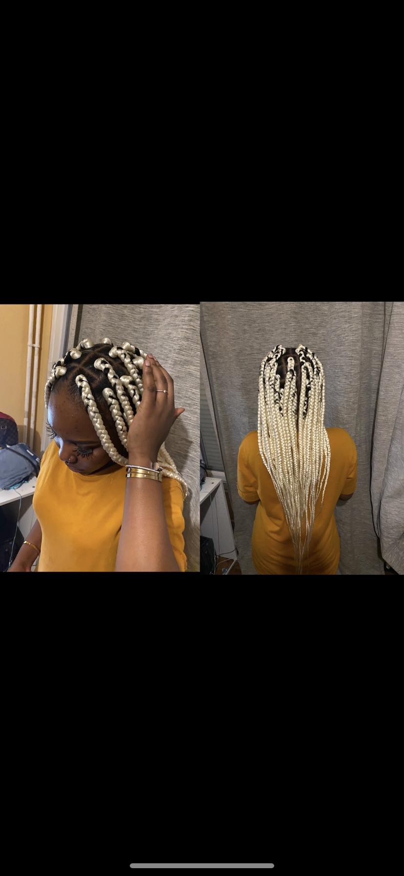 salon de coiffure afro tresse tresses box braids crochet braids vanilles tissages paris 75 77 78 91 92 93 94 95 FVEBKIBG