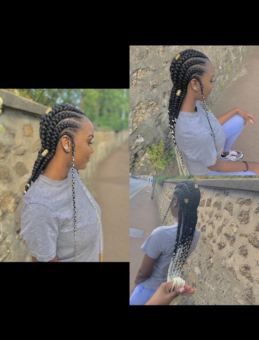 salon de coiffure afro tresse tresses box braids crochet braids vanilles tissages paris 75 77 78 91 92 93 94 95 PHEAZZUP