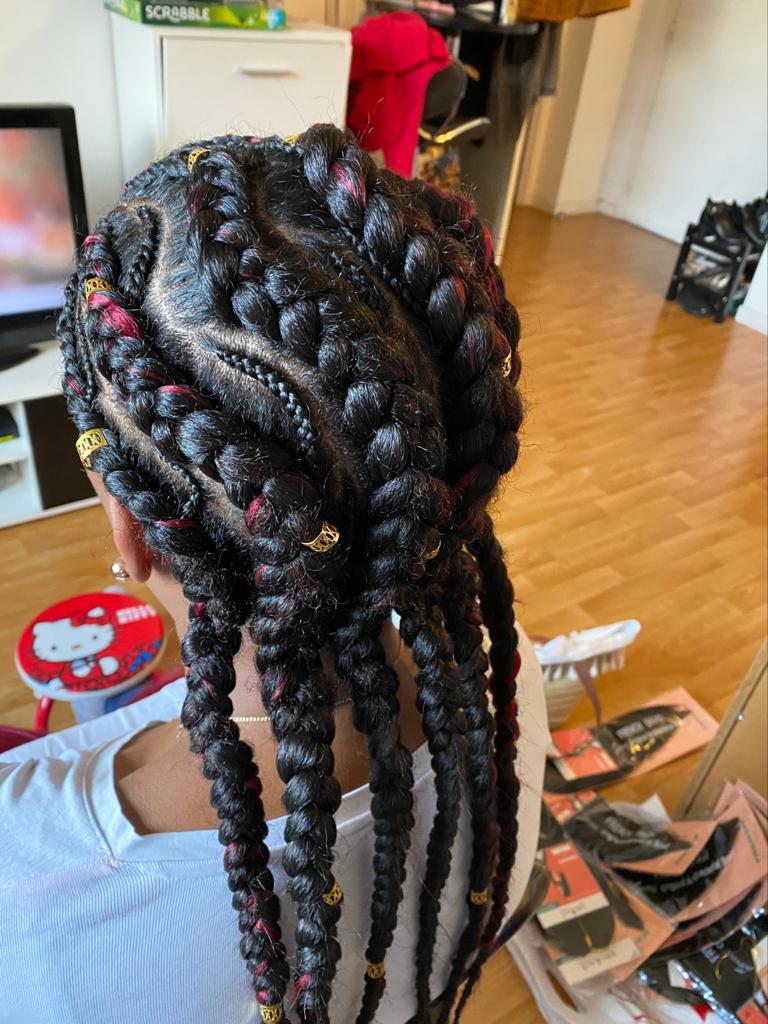 salon de coiffure afro tresse tresses box braids crochet braids vanilles tissages paris 75 77 78 91 92 93 94 95 CEPYGIWV