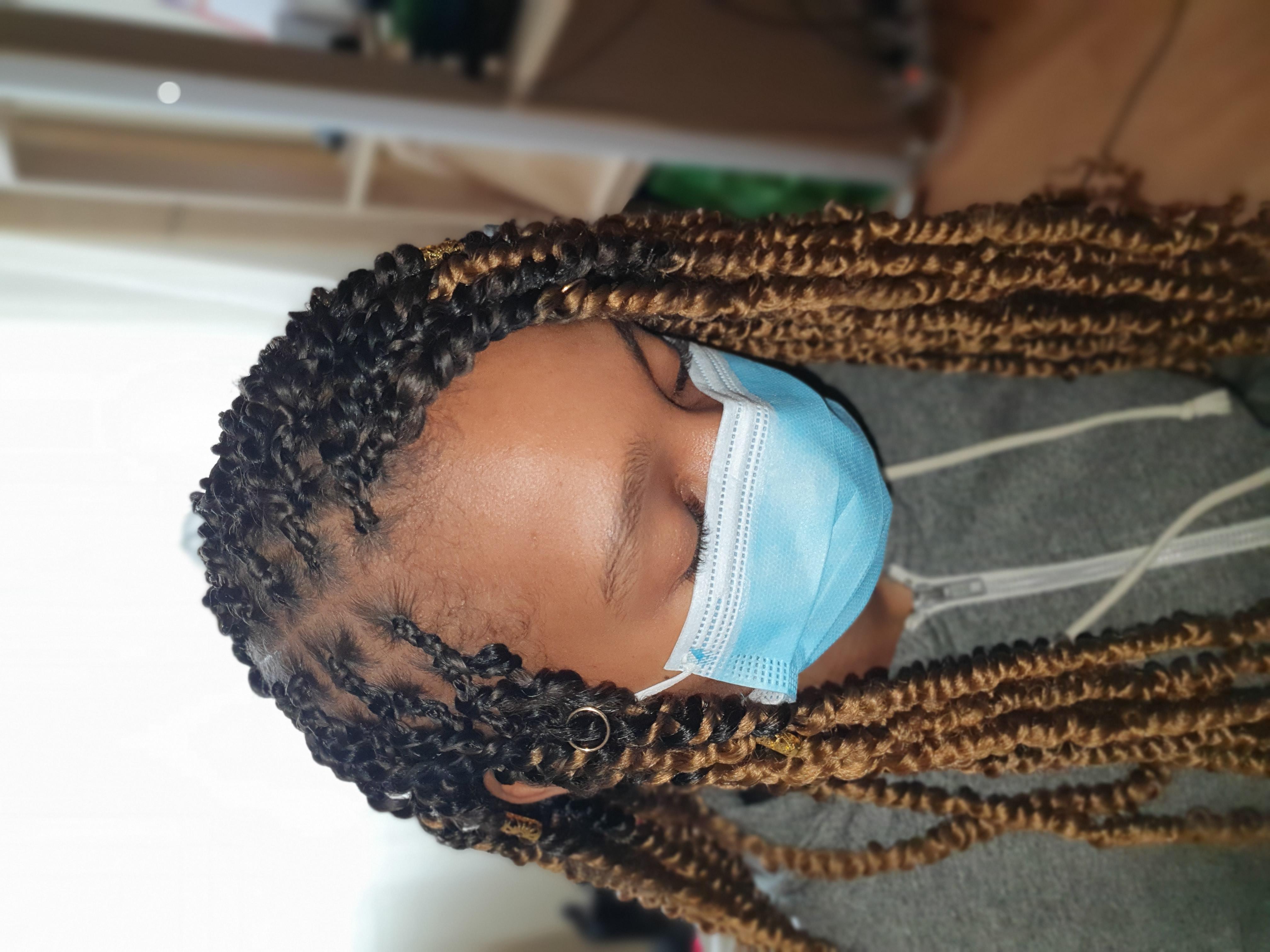 salon de coiffure afro tresse tresses box braids crochet braids vanilles tissages paris 75 77 78 91 92 93 94 95 SFOSAXYJ