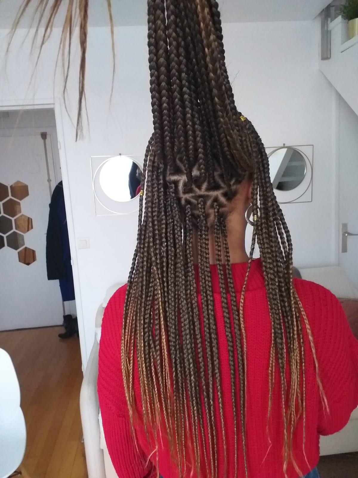 salon de coiffure afro tresse tresses box braids crochet braids vanilles tissages paris 75 77 78 91 92 93 94 95 KIXOPRVO