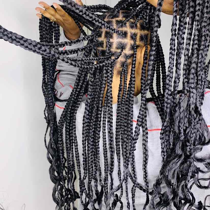 salon de coiffure afro tresse tresses box braids crochet braids vanilles tissages paris 75 77 78 91 92 93 94 95 VQIYTMGW