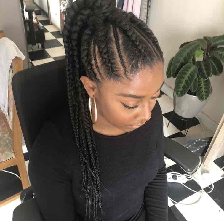 salon de coiffure afro tresse tresses box braids crochet braids vanilles tissages paris 75 77 78 91 92 93 94 95 ZSNUODBF
