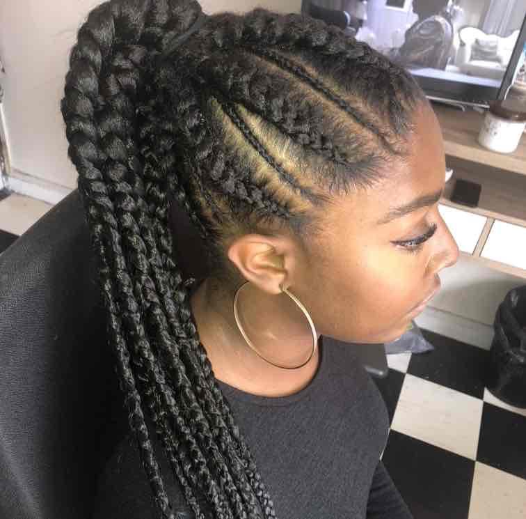 salon de coiffure afro tresse tresses box braids crochet braids vanilles tissages paris 75 77 78 91 92 93 94 95 BDMKKMUB