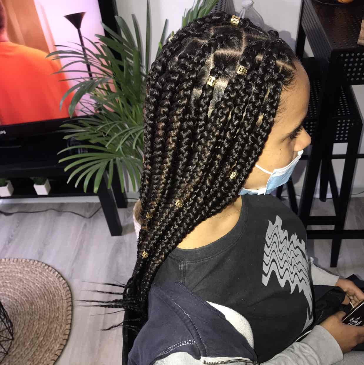salon de coiffure afro tresse tresses box braids crochet braids vanilles tissages paris 75 77 78 91 92 93 94 95 AHSXGQEE