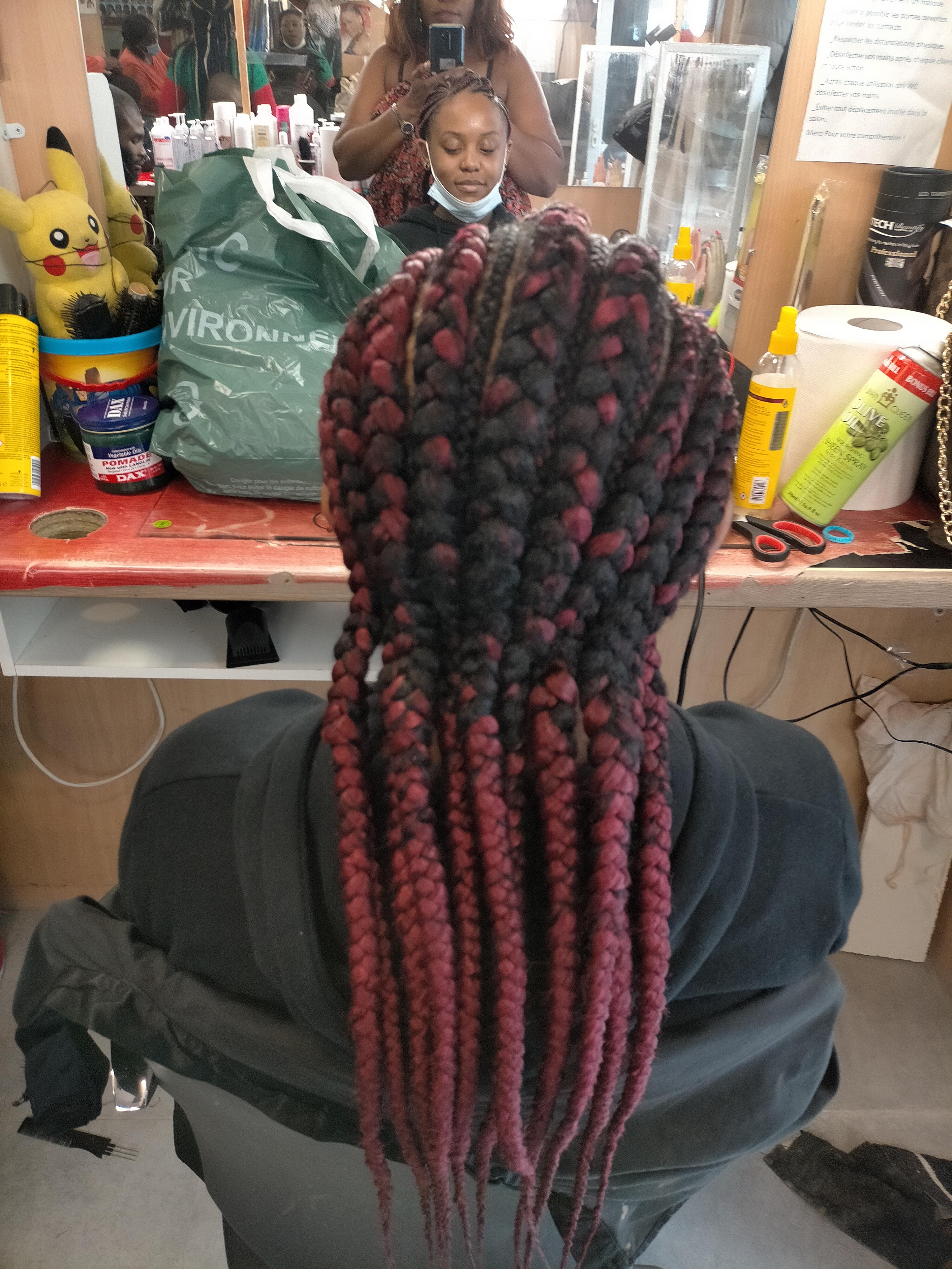 salon de coiffure afro tresse tresses box braids crochet braids vanilles tissages paris 75 77 78 91 92 93 94 95 DRLNAGKP