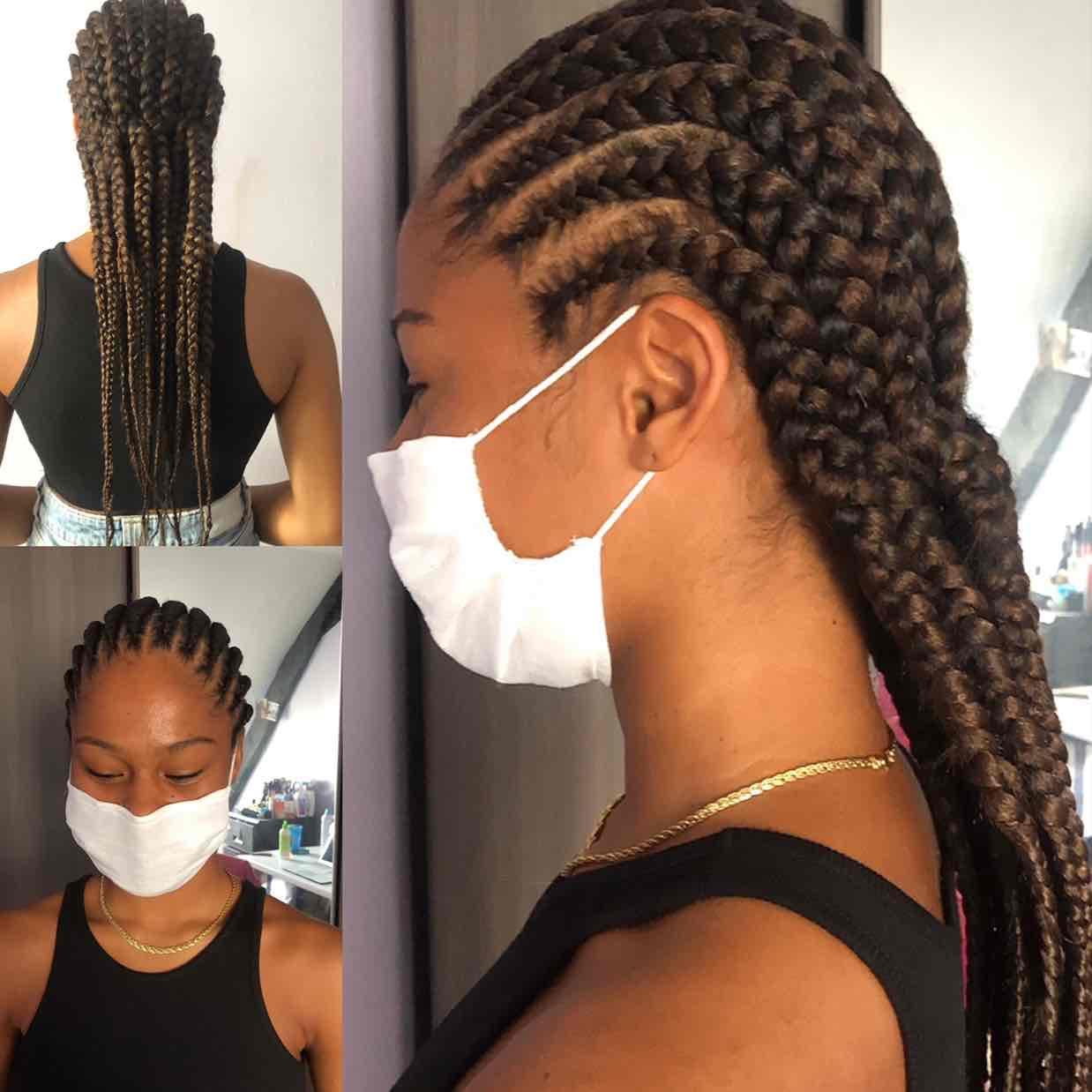salon de coiffure afro tresse tresses box braids crochet braids vanilles tissages paris 75 77 78 91 92 93 94 95 TXUEJFPZ