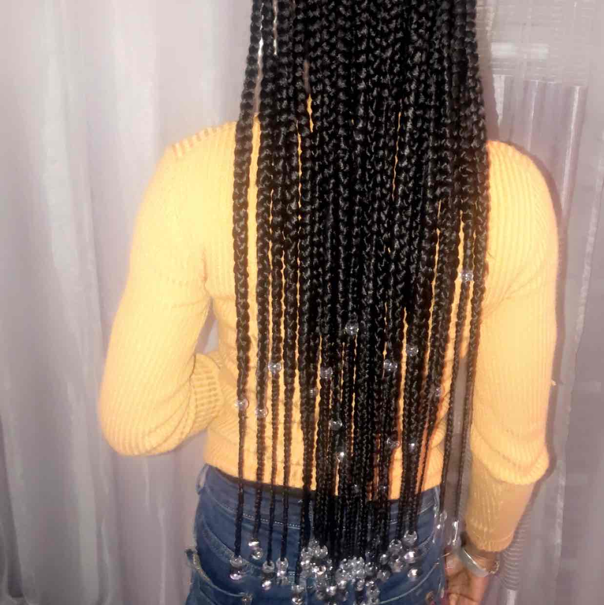 salon de coiffure afro tresse tresses box braids crochet braids vanilles tissages paris 75 77 78 91 92 93 94 95 TWKXDWBZ